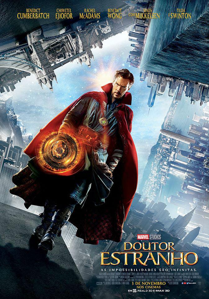 estranho-cartaz Crítica: Doutor Estranho (Doctor Strange)