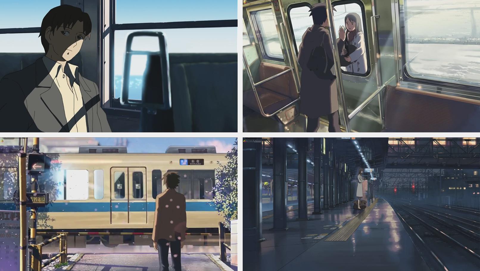 """shinkai_transporte De """"Tooi Sekai"""" a """"Kimi no Na wa"""": o mundo de Makoto Shinkai – Parte 3"""