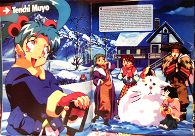 ultrajovem_especial Revista Ultra Jovem: nostalgia e muito Dragon Ball