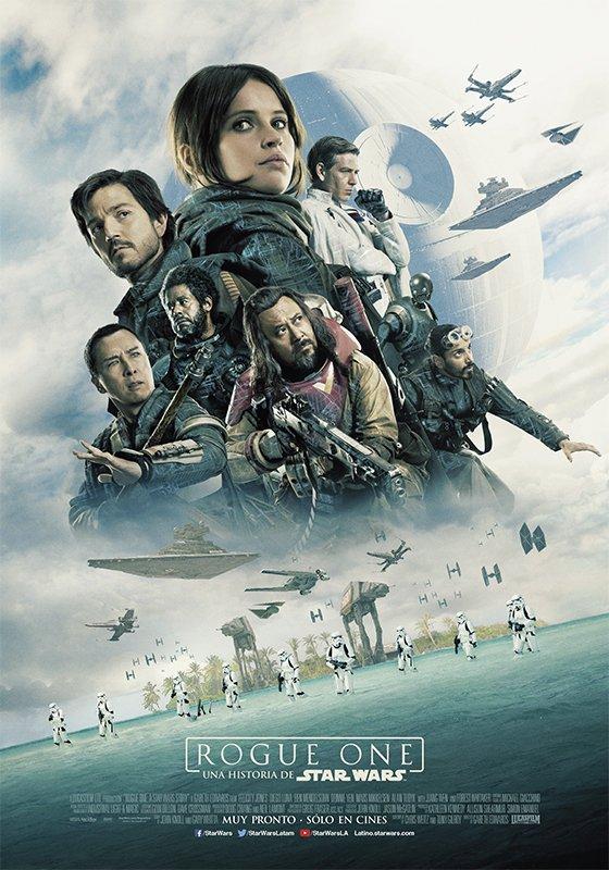 ST_cartaz Crítica: Rogue One - Uma História Star Wars
