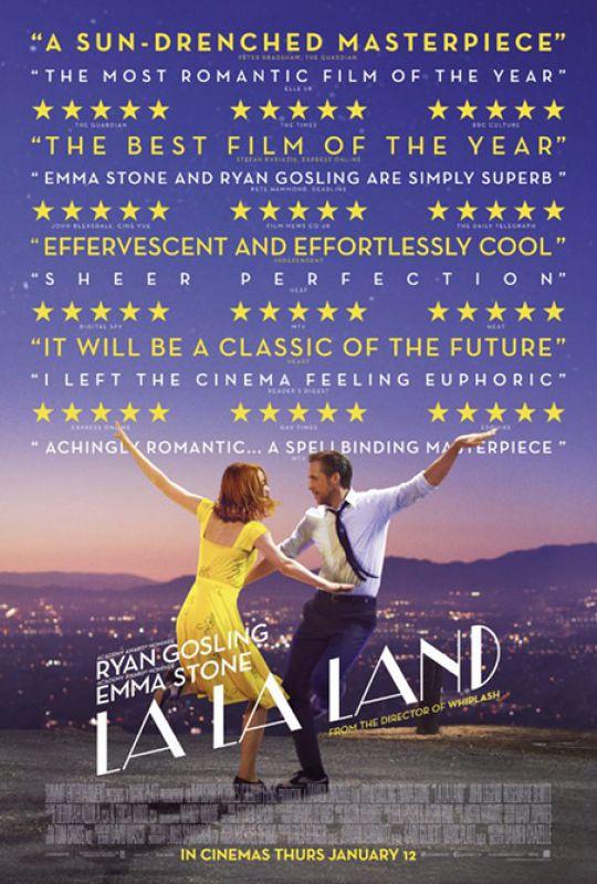 La-La-Land_cartaz Crítica: La La Land - Cantando Estações
