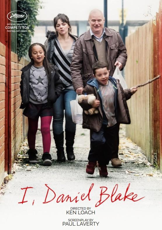 daniel_cartaz Crítica: Eu, Daniel Blake (I, Daniel Blake)