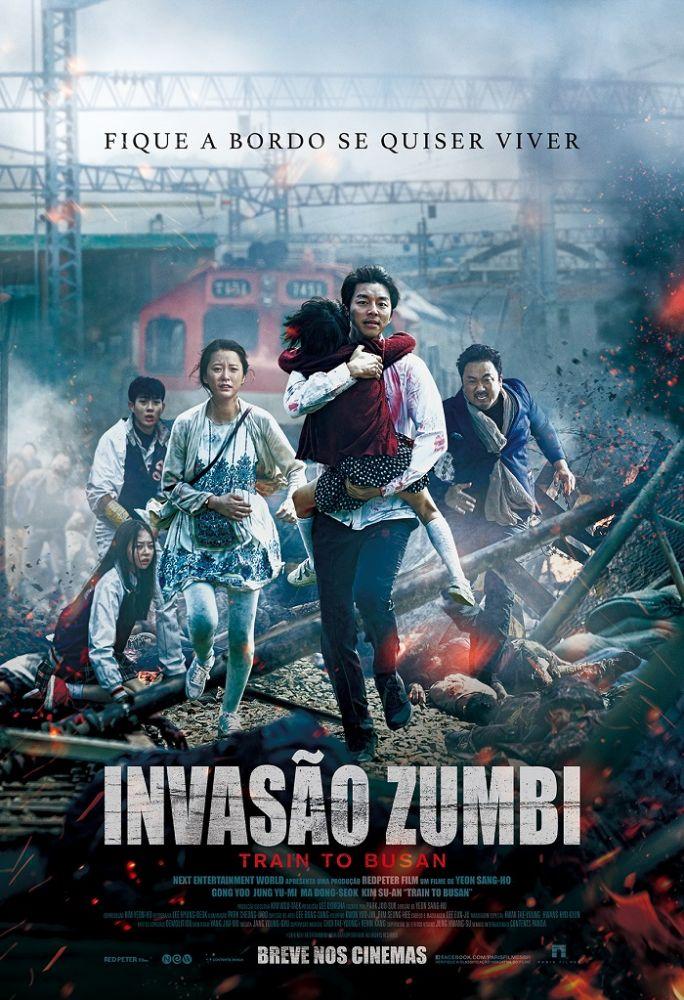 train-to-busan-cartaz Crítica: Invasão Zumbi (Train To Busan)