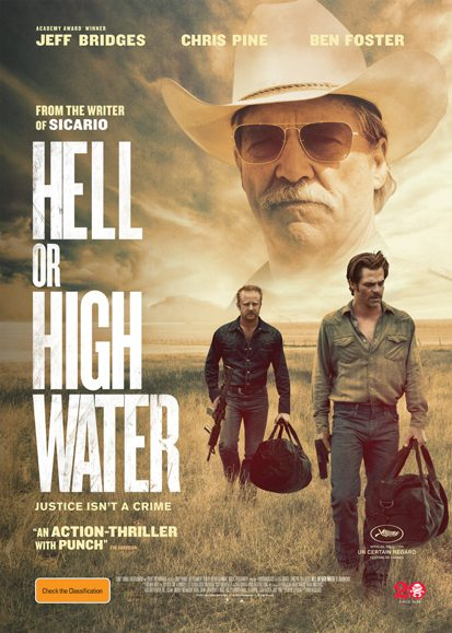 Crítica: A Qualquer Custo (Hell or High Water) - Maxiverso