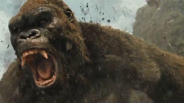 Kong_meio Crítica: Kong - A Ilha da Caveira