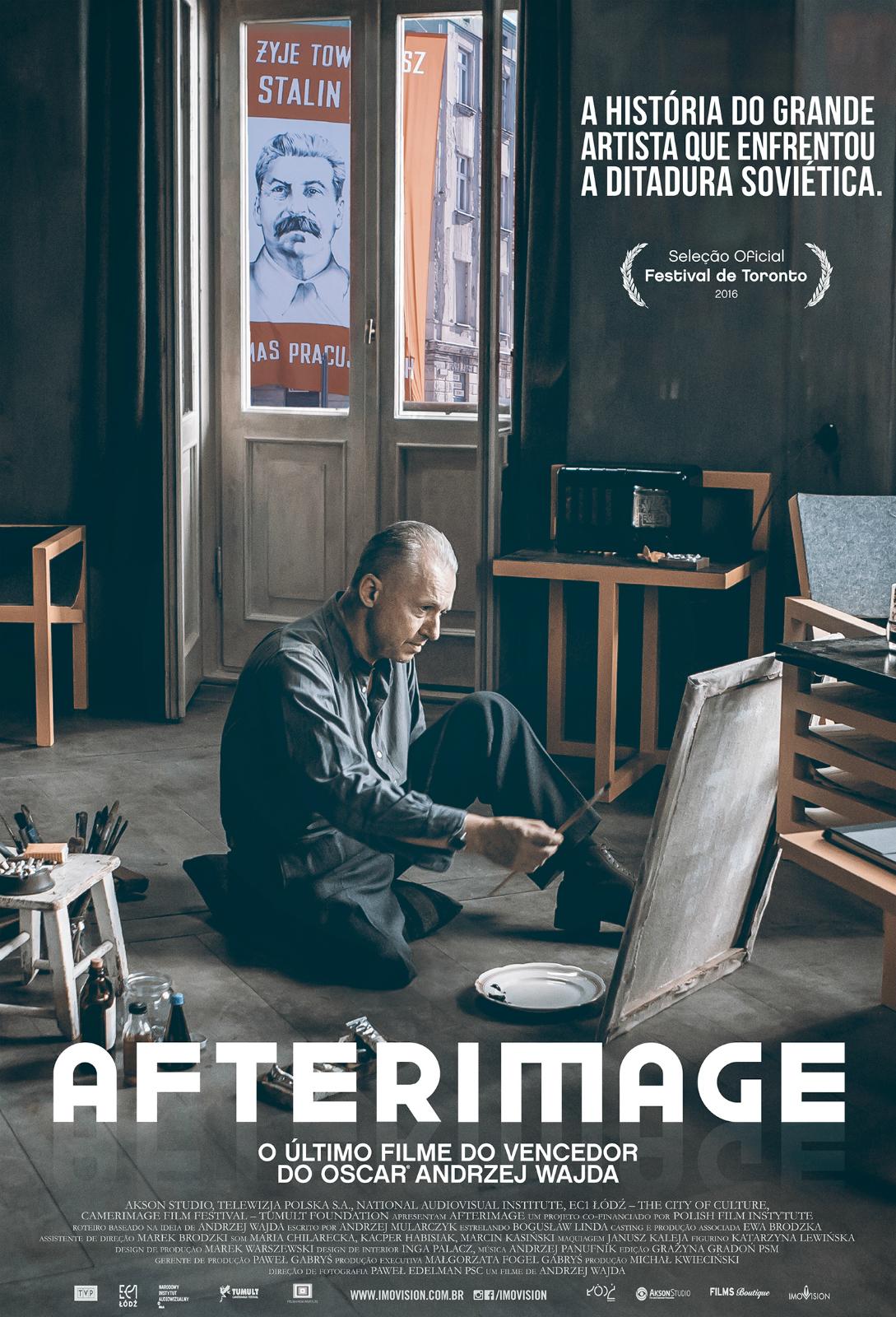 Powidok_cartaz Crítica: Afterimage (Powidoki)