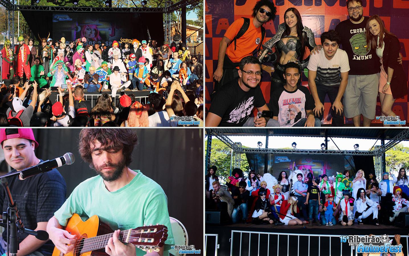 animefest2 15º Ribeirão Preto AnimeFest