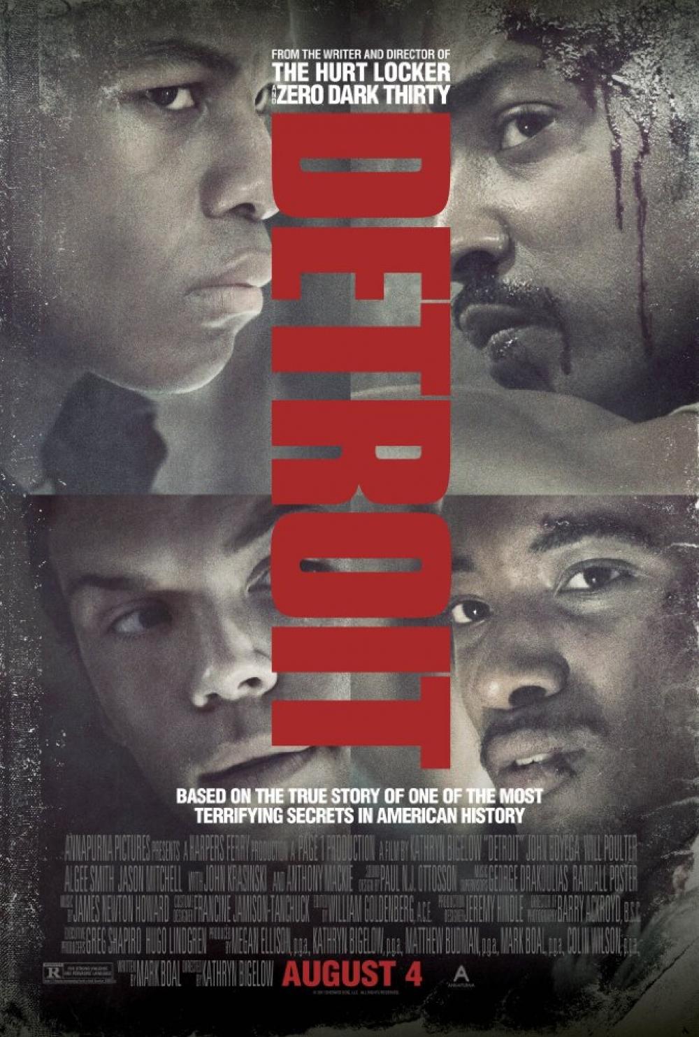 Detroit_Cartaz Crítica: Detroit em Rebelião (Detroit)