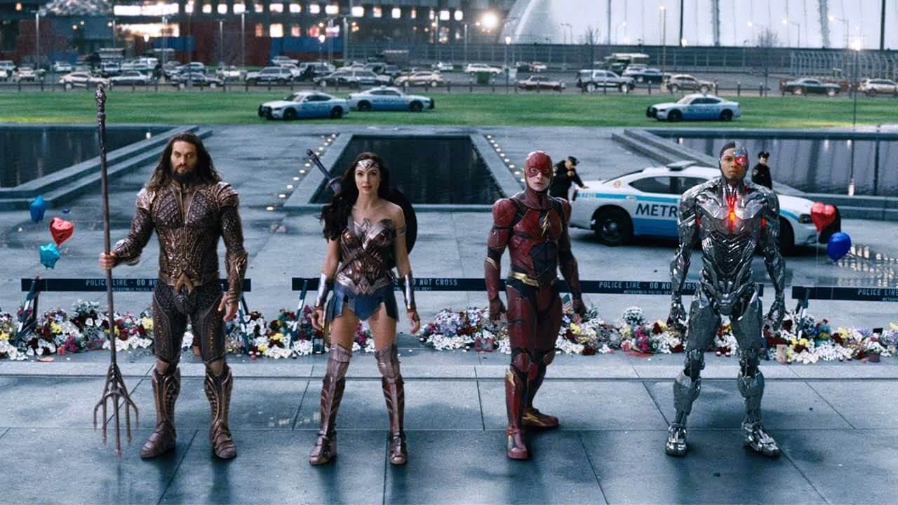 Liga-final Crítica: Liga da Justiça