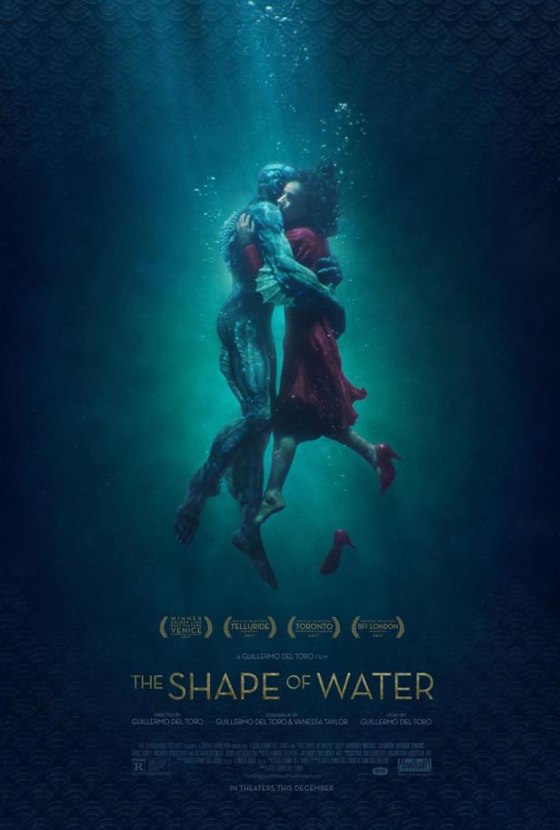 Agua_Post Crítica: A Forma da Água (The Shape of Water)