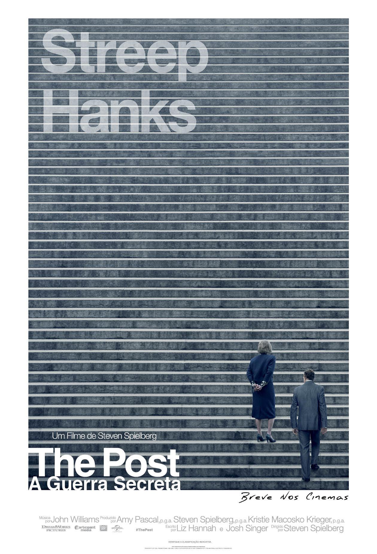 Post_poster Crítica: The Post - A Guerra Secreta