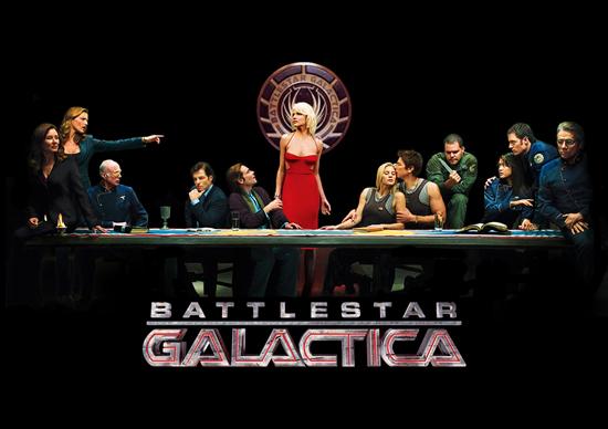Novo spin-off de Galactica vem ai