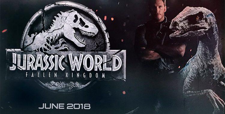 Terceiro Jurassic World está em desenvolvimento – antes do segundo sequer estrear