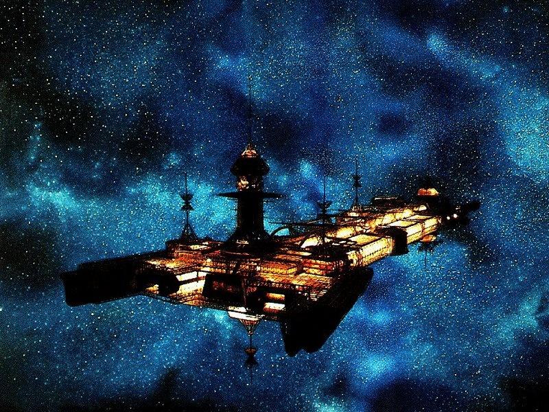 nave Análise: Abismo Negro / Buraco Negro (1979)