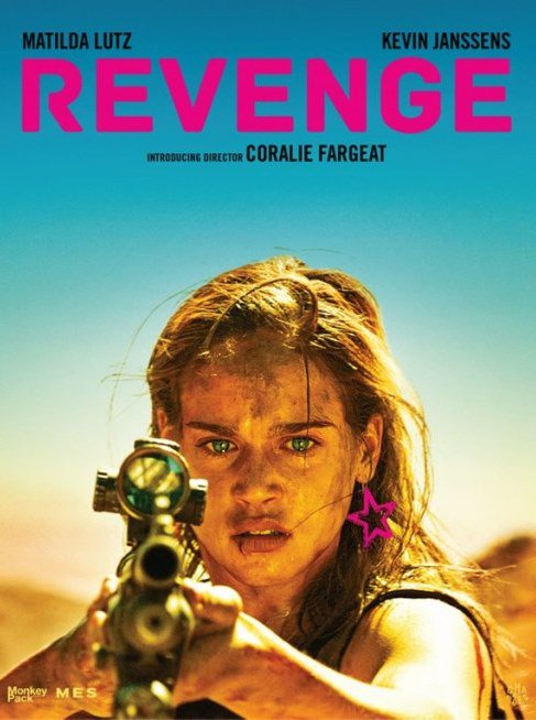 vingança_cartaz Crítica: Vingança (Revenge)