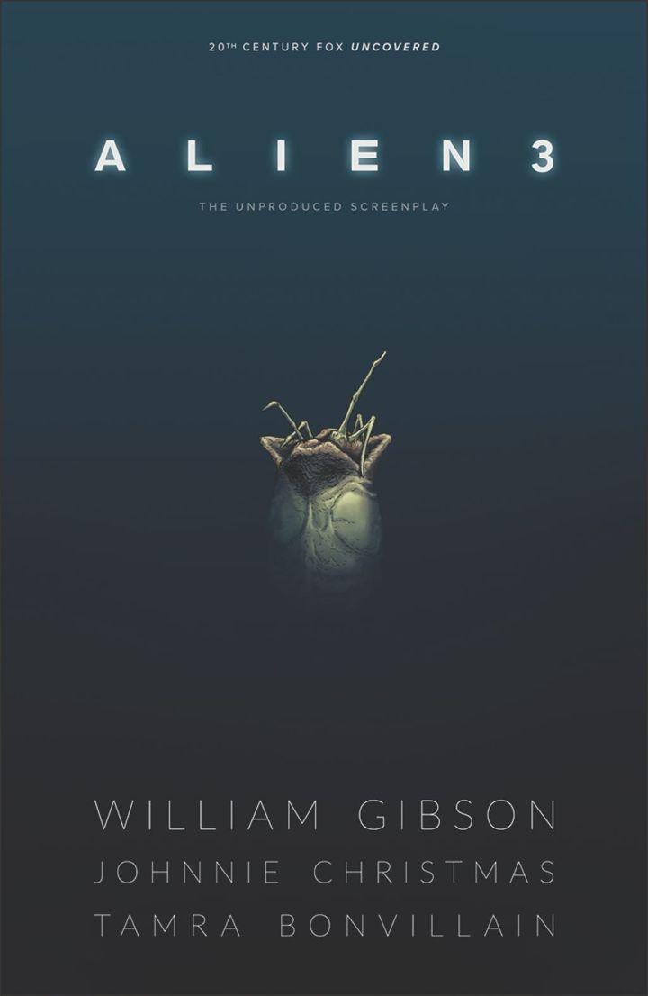 gibson Alien 3: Roteiro de William Gibson vira HQ e diretor Terry Gillian rejeitou filme
