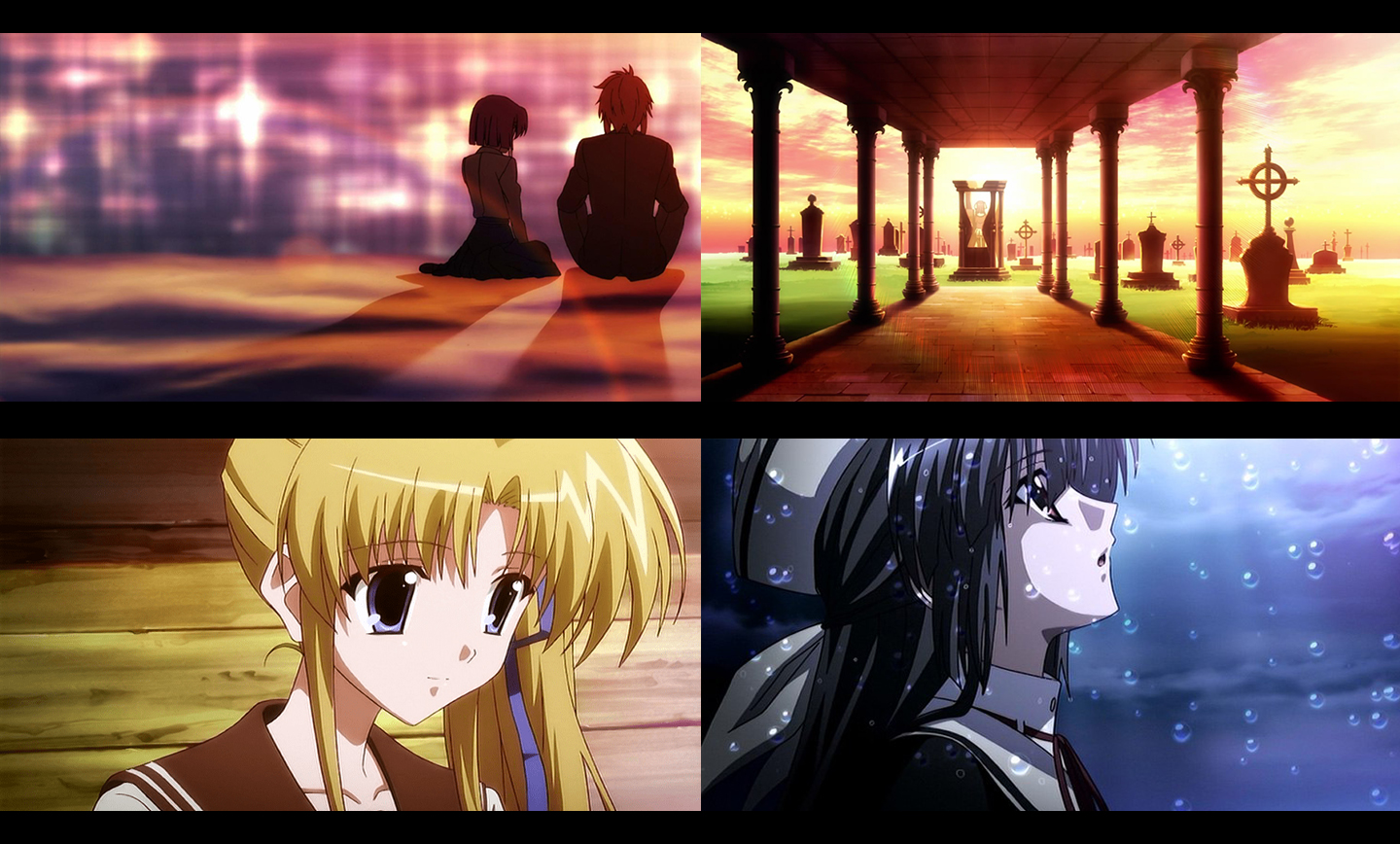 ef_3 Anime: ef: A Tale of Memories / Melodies
