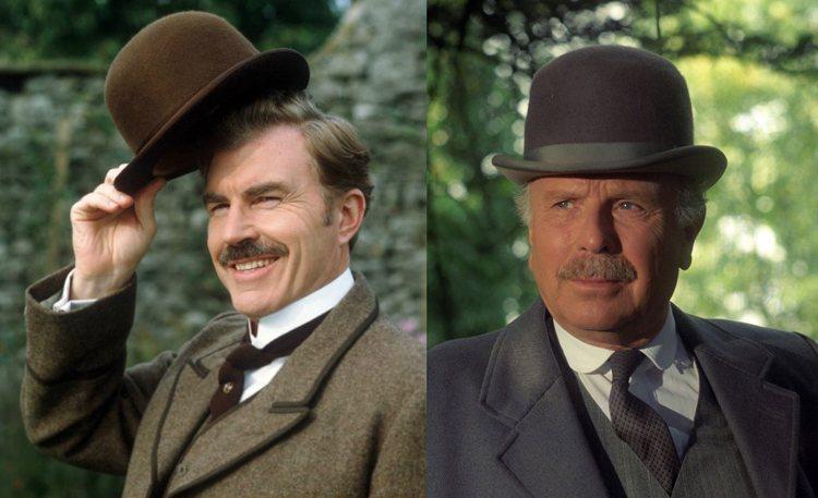 Burke_Hardwicke Séries: Sherlock Holmes - (1984 - 1994)