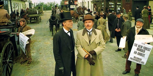 Análise: Série Sherlock Holmes – (1984 – 1994)