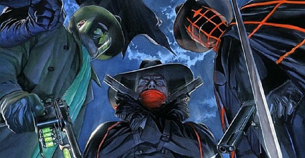 Resenha: Máscaras – Antes dos Super Heróis, haviam as máscaras!
