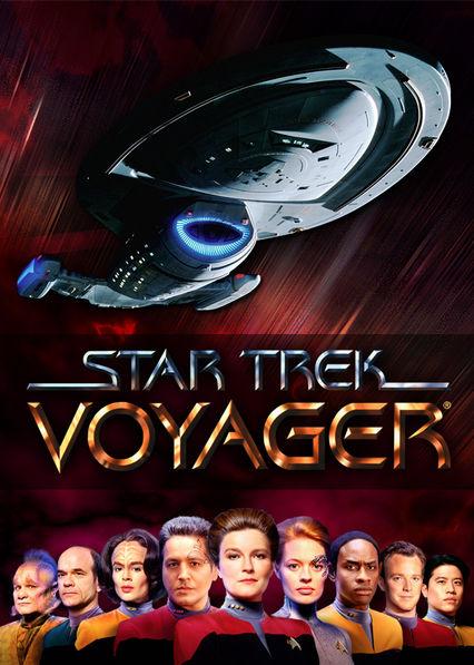voyager-crew Star Trek - Uma jornada além das estrelas - Parte  7