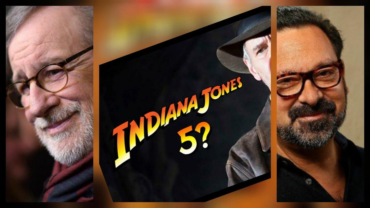 Indy 5: Produção atrasa e Steven Spielberg abandona a direção