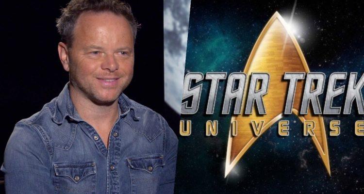 Noah-Hawley Star Trek: Uma Jornada além das Estrelas... Epílogo Cinema