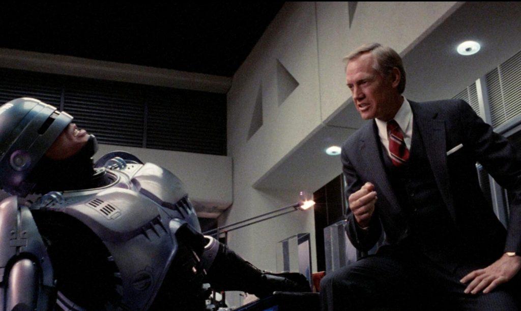 RoboCop terá série spin off focada no vilão do filme original e podemos ter