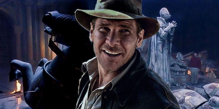 4 As aventuras canceladas de Indiana Jones