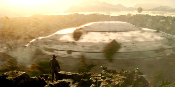5 As aventuras canceladas de Indiana Jones