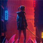 Black Lotus: A série anime de Blade Runner